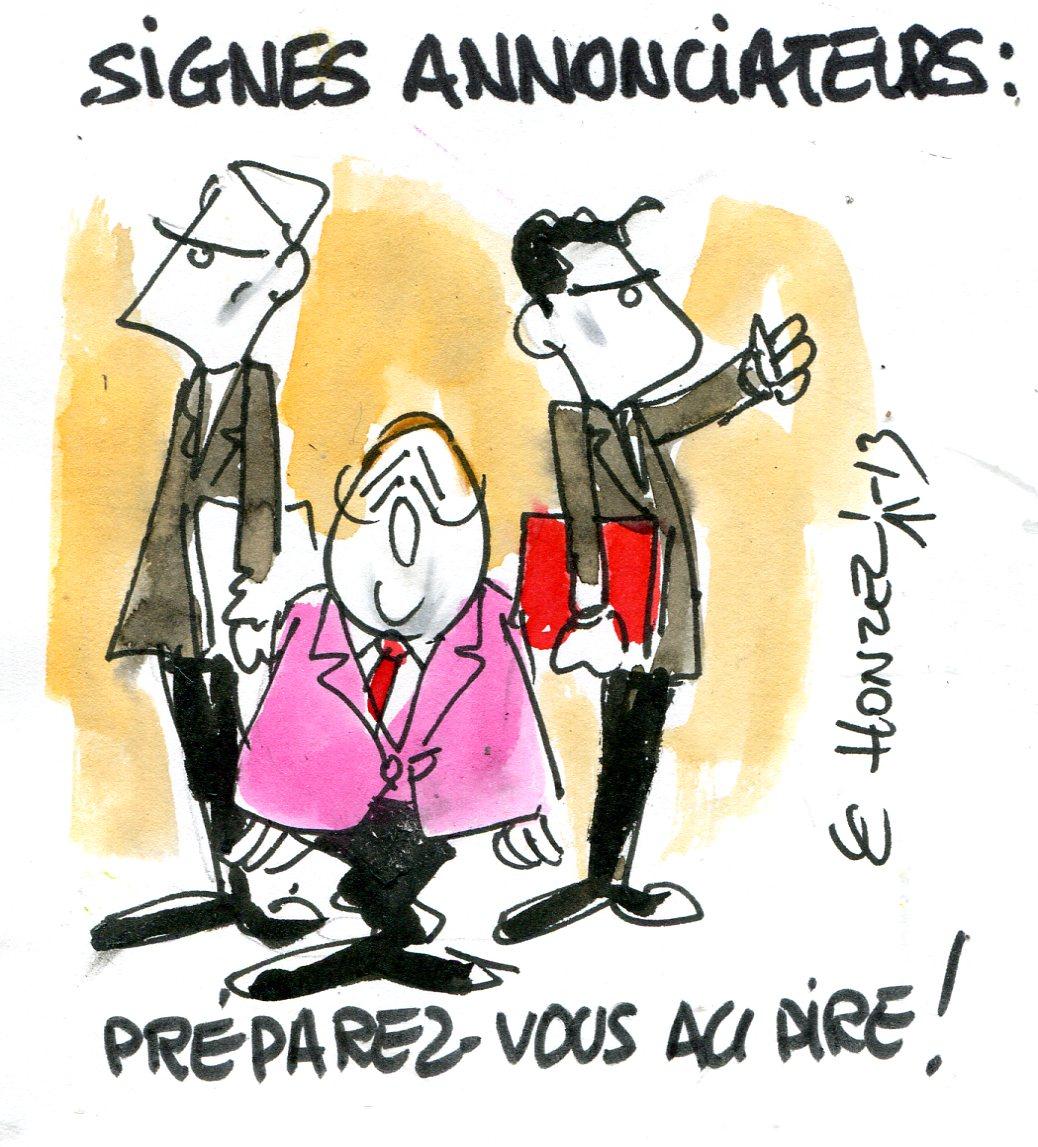 Français, préparez-vous au pire !
