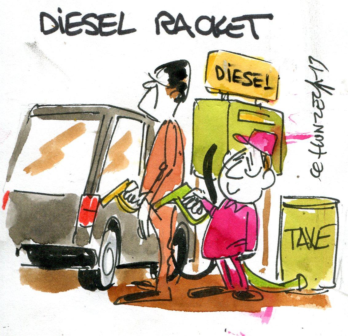 Le prix du diesel va bientôt augmenter