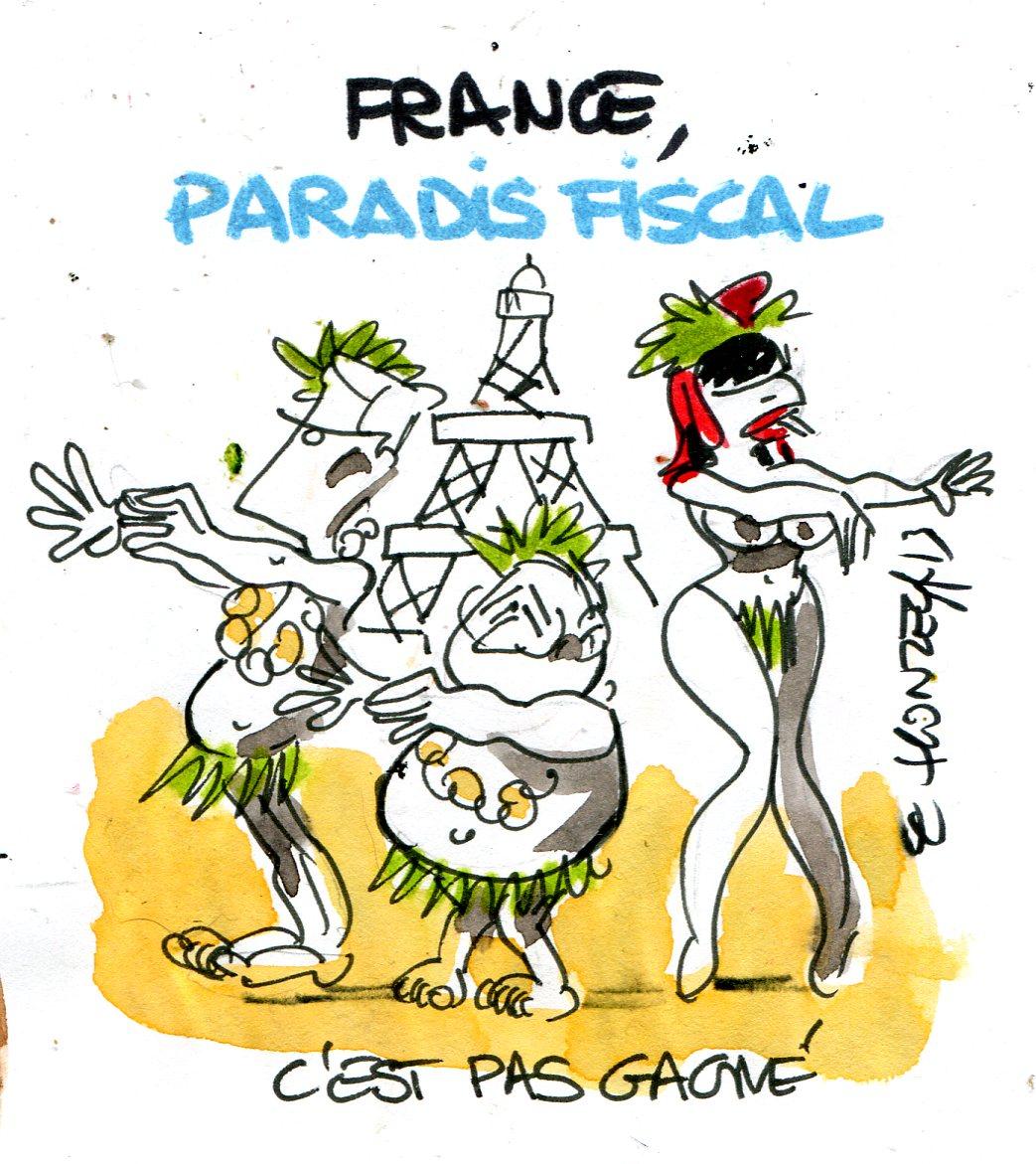 Vers le paradis fiscal français ?