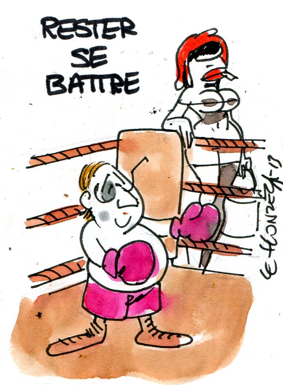 Rester se battre