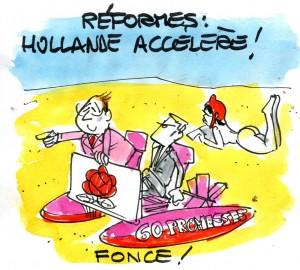 imgscan contrepoints 2013785 Hollande réformes