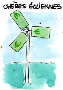 chères éoliennes