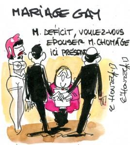 Mariage gay (Crédits : René Le Honzec/Contrepoints.org, licence Creative Commons)