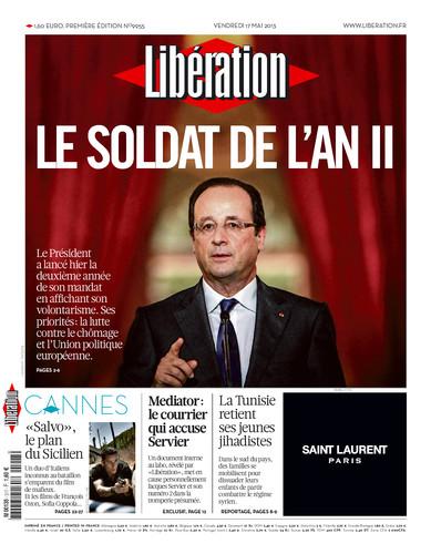Hollande : le soldat de l'an II