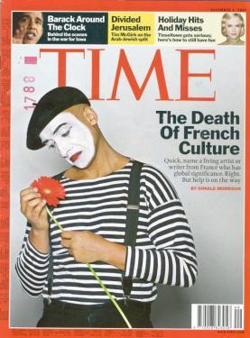 Culture : l'effritement du réseau subventionnel, c'est trop horrible !