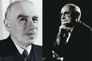 L'union contre-nature du monétarisme et du keynésianisme