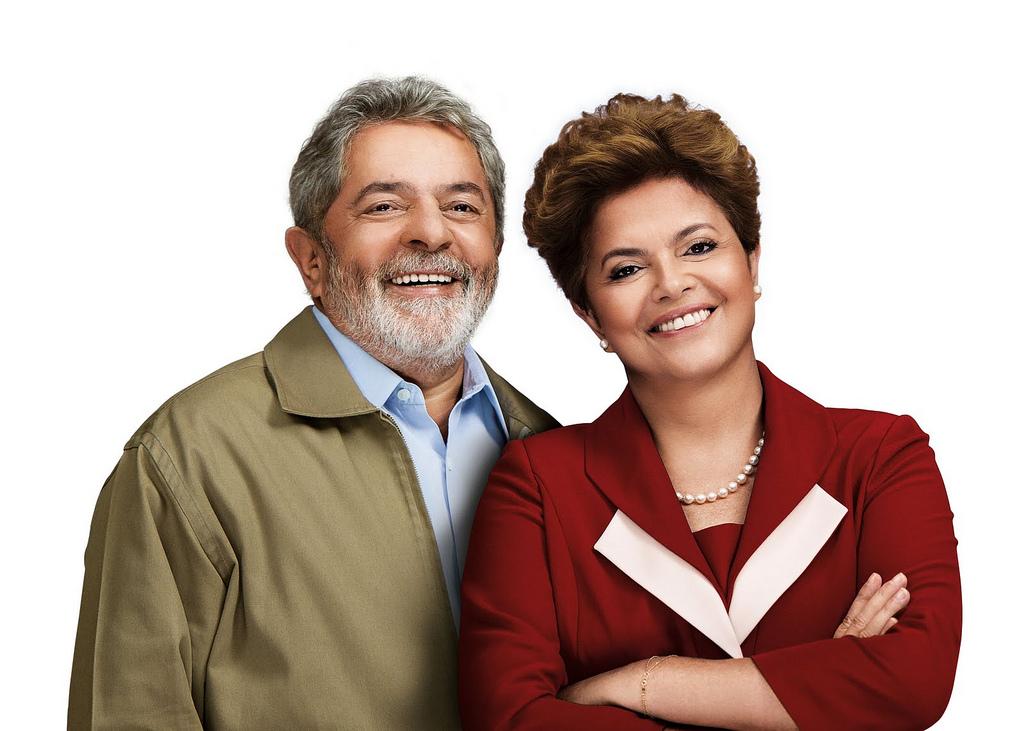 Dilma Rousseff & Lula (Crédits João de Bourbon, licence Creative Commons).jpg