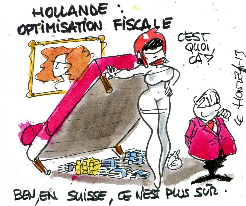 Optimisation fiscale : le maître Hollande dépasserait-il l'élève Cahuzac ?