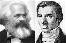 Libre-échange : Frédéric Bastiat versus Karl Marx