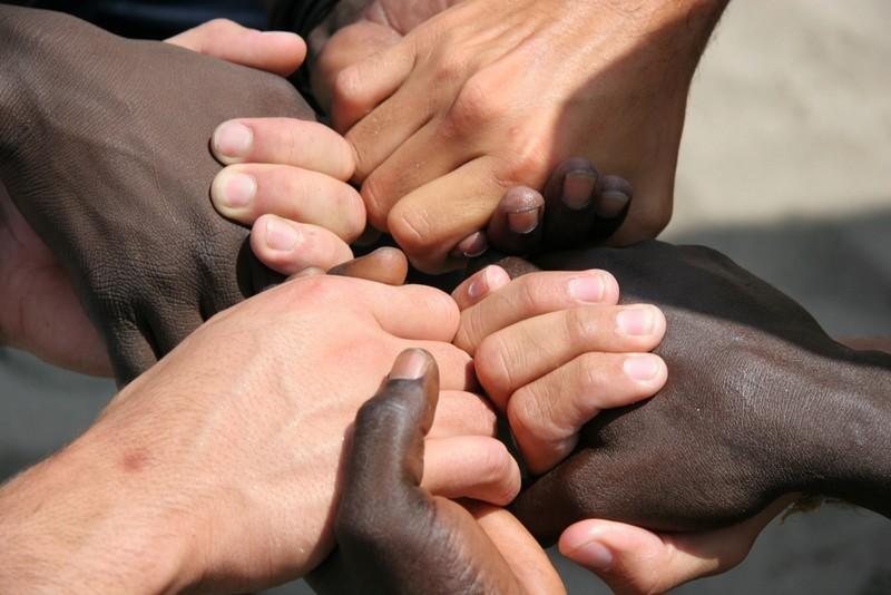 fraternidad interracial