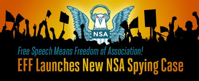 Affaire Snowden : Une large coalition d'organisations attaque la NSA en justice