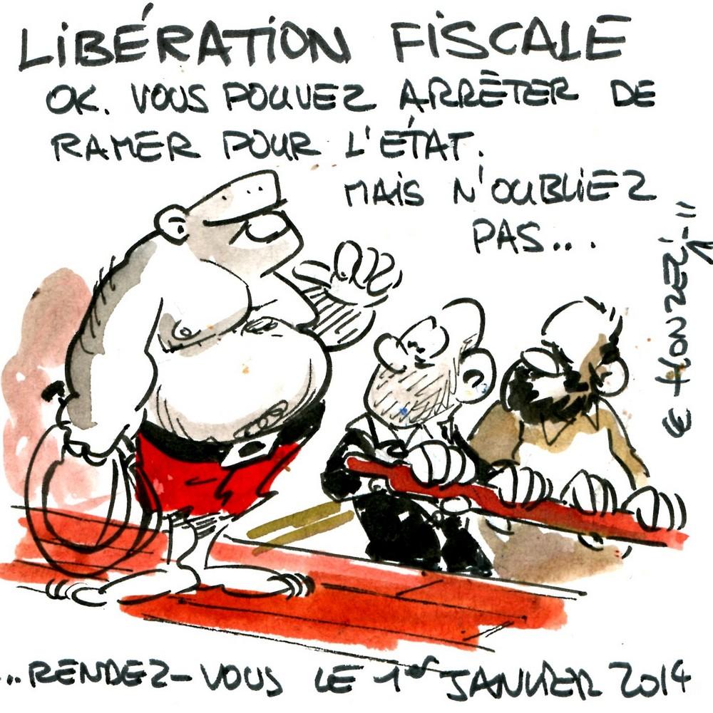 Ce jour de libération fiscale qui enquiquine les étatistes