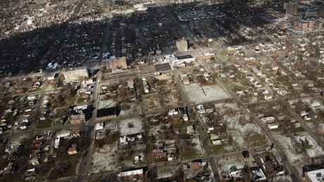 Detroit, précurseur du destin des USA : le cauchemar d'Ayn Rand devient réalité