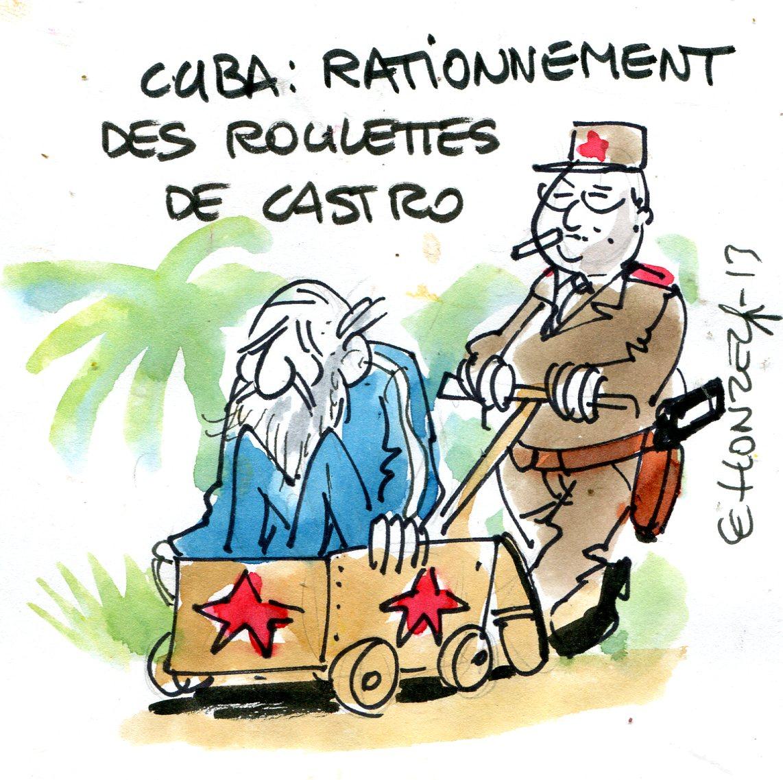 Un demi-siècle de misère à Cuba