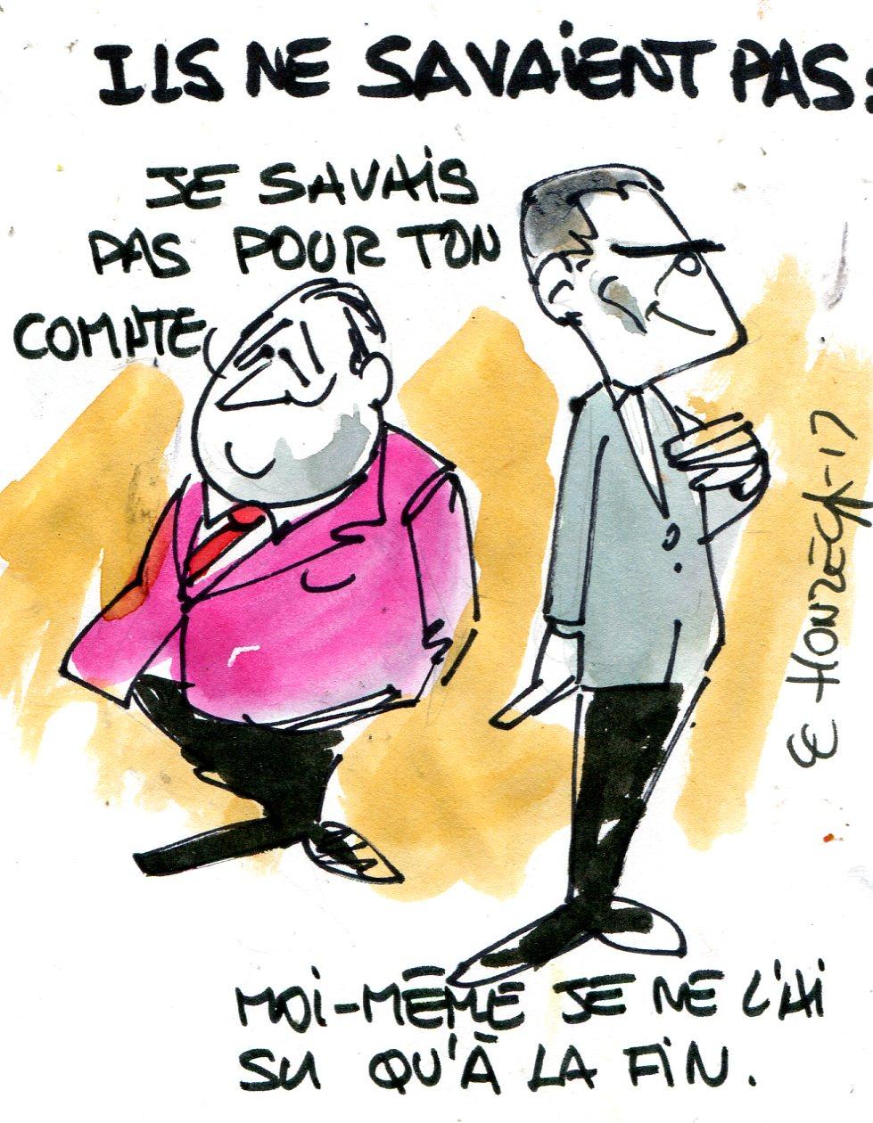 Cahuzac : Hollande savait