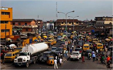 Nigeria : passer de la croissance au développement