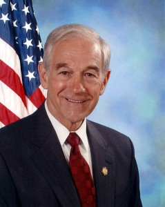 Ron Paul (Crédits : US House of Representatives, Image libre de droits)