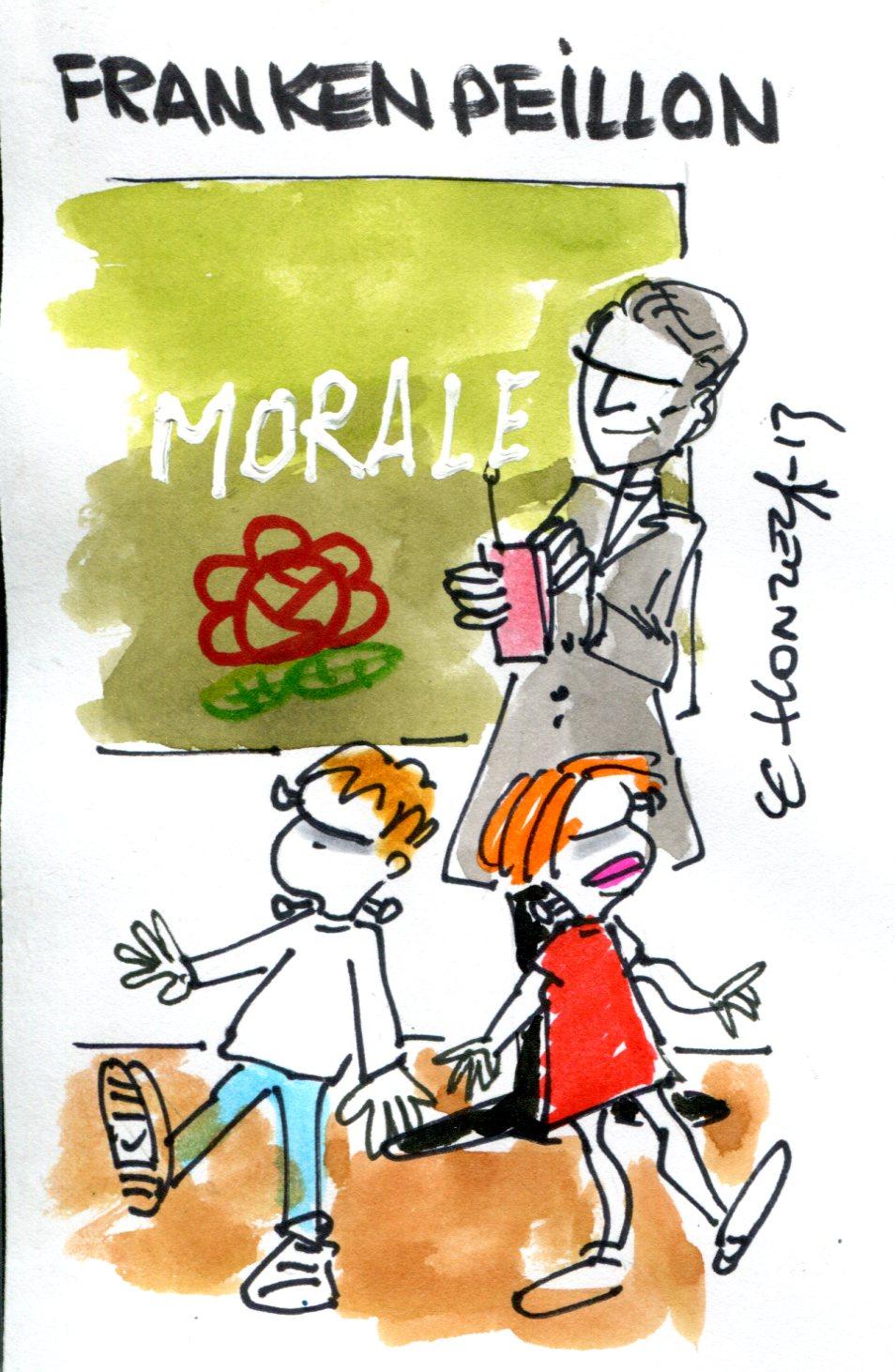 L'enseignement de la morale à l'école : une cruelle déception