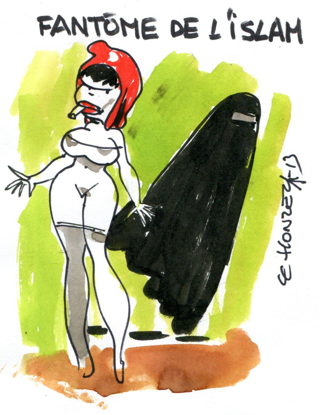 Islamisme, la menace fantôme