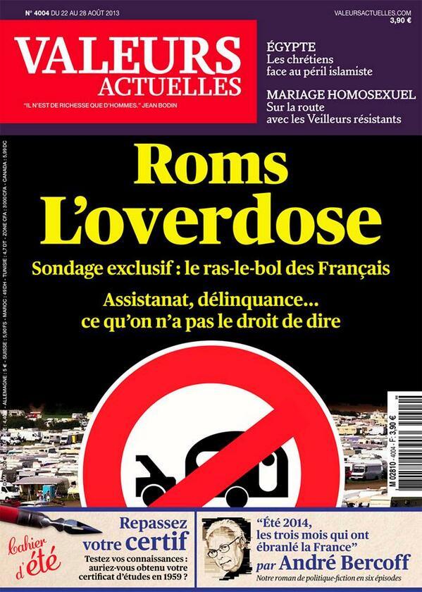 Roms : l'indignation de façade de la gauche