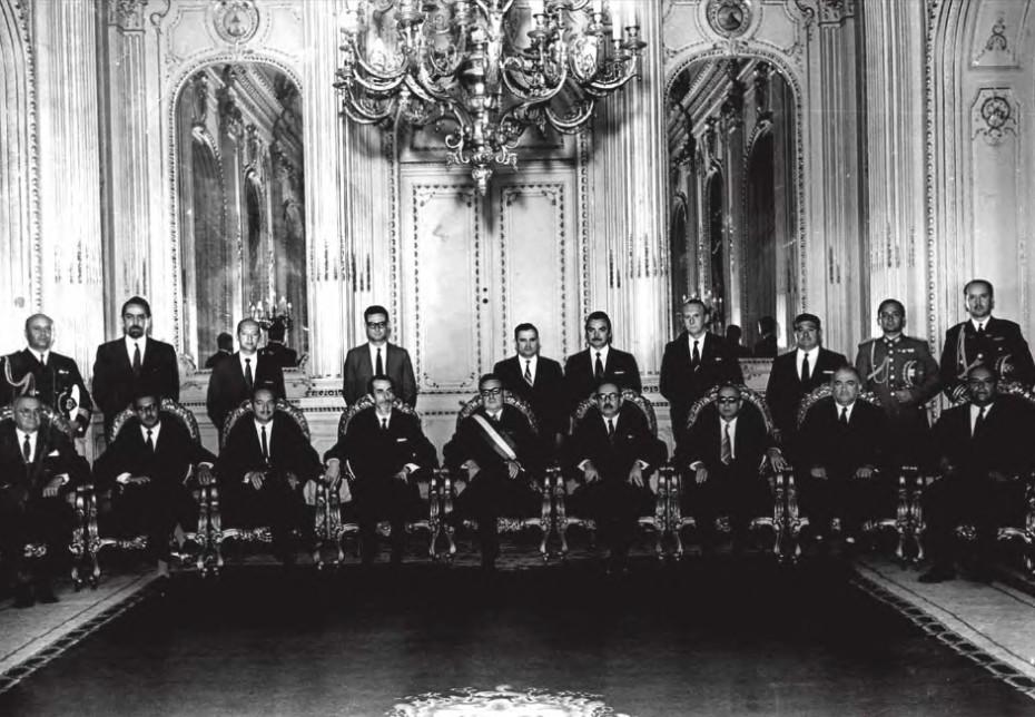 AllendeMinistros