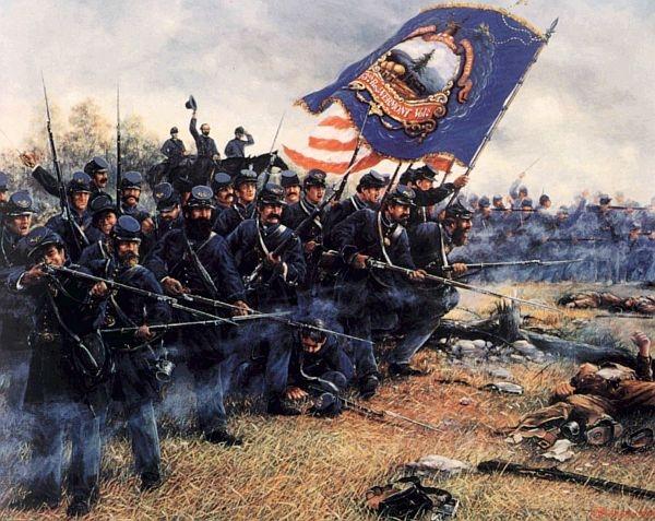 Lectures sur la Guerre de Sécession