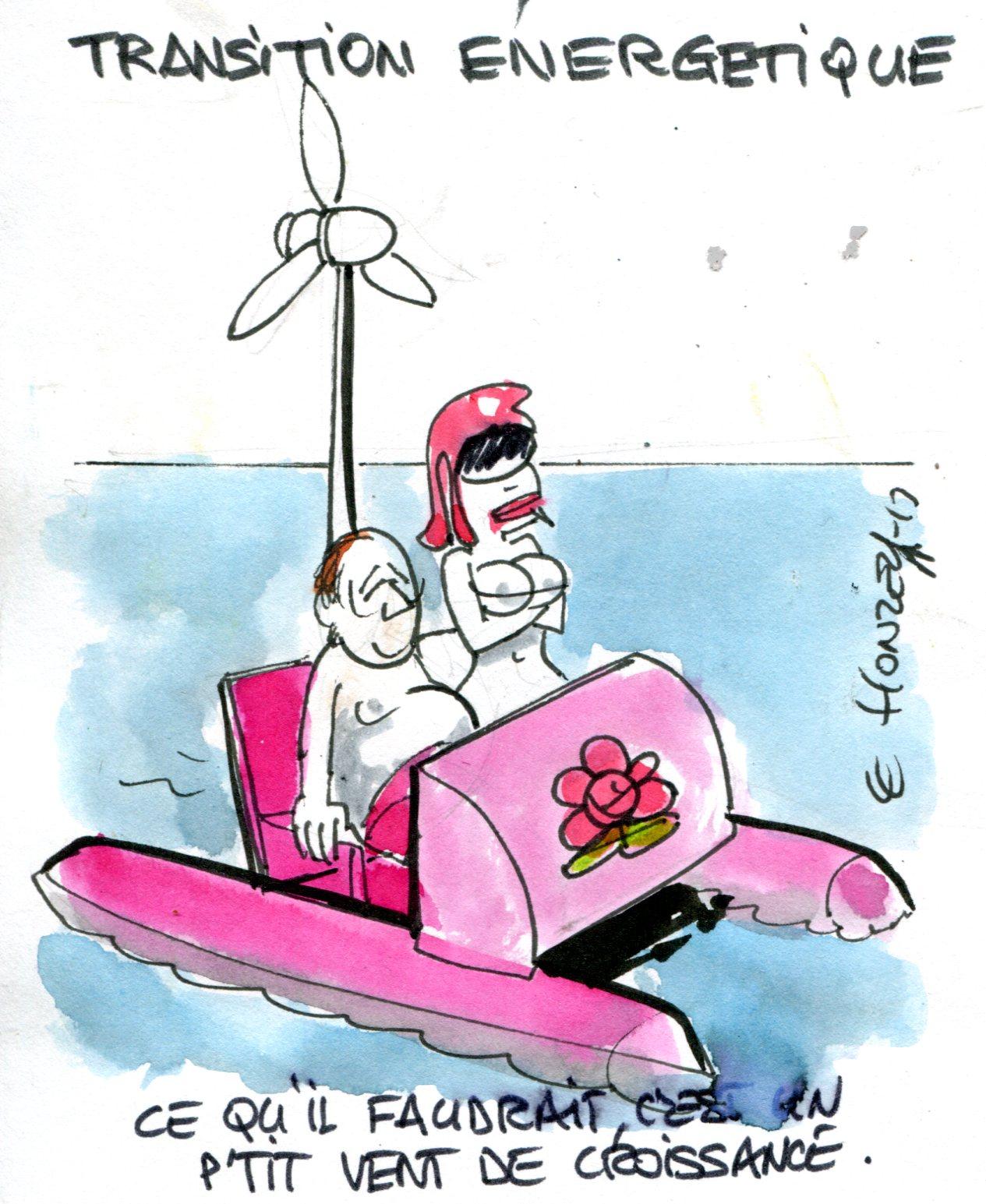 Transition énergétique : en finir avec les débats irrationnels