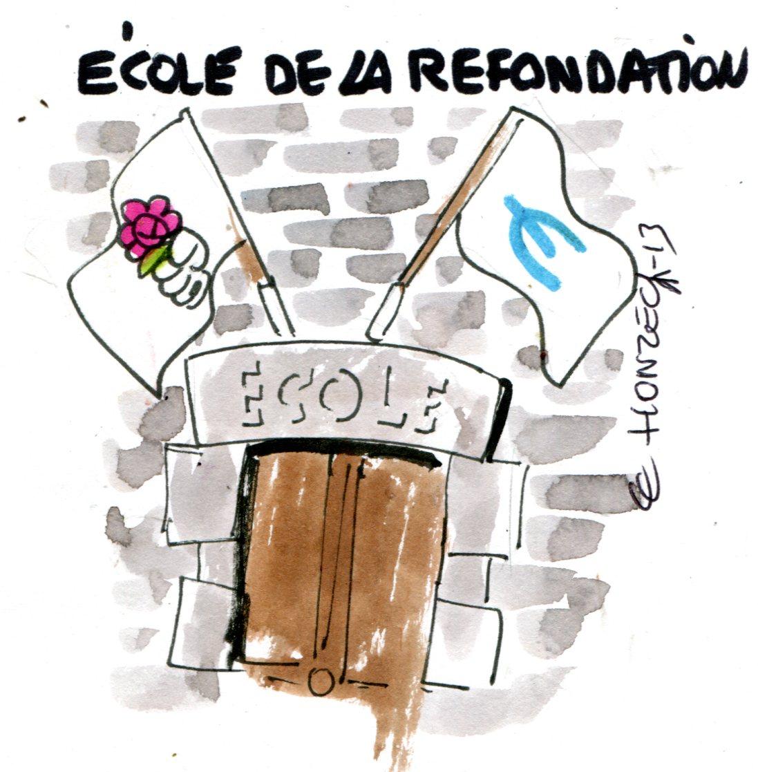 Refondation de l'école : le PS est-il en train de détourner 32 millions d'euros ?