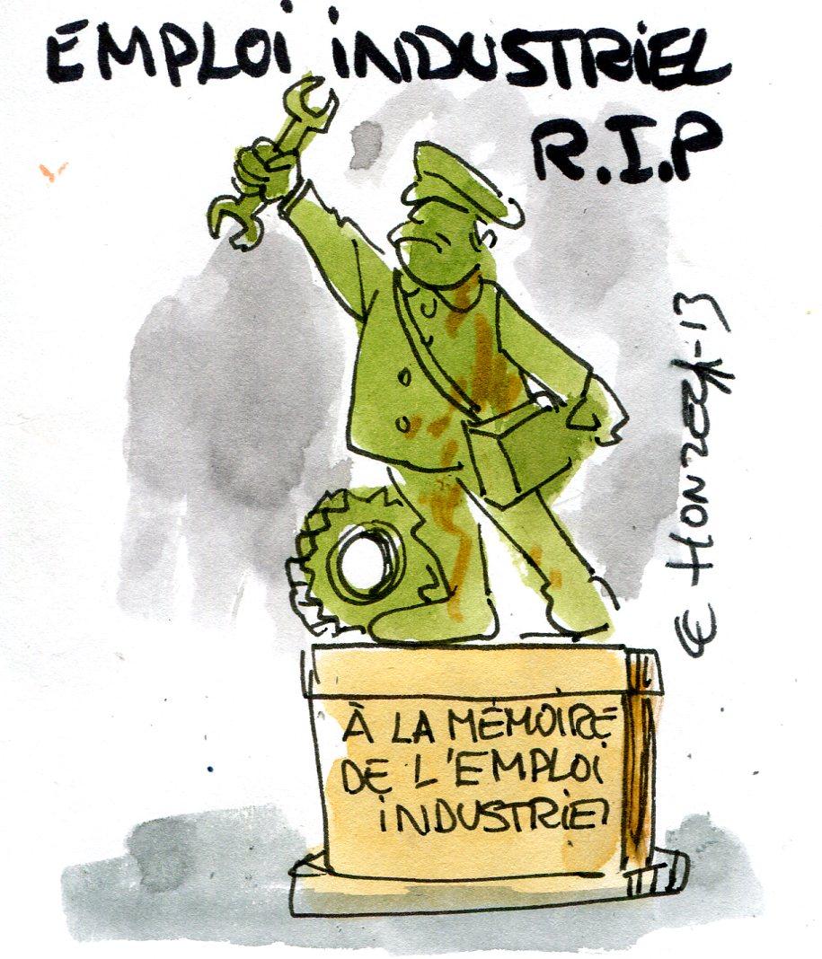 Faut-il préserver l'emploi industriel ?