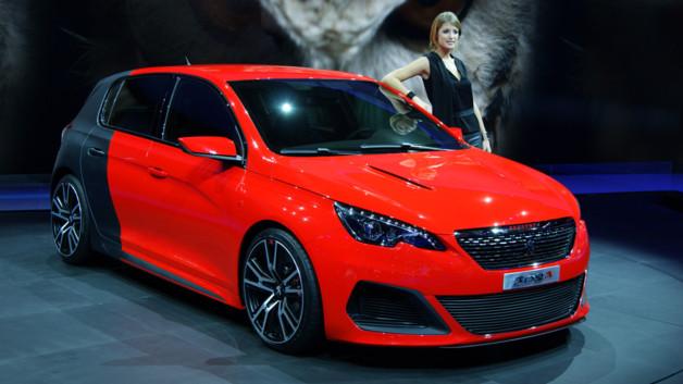 Salon de Francfort : PSA Peugeot Citroën joue son va-tout