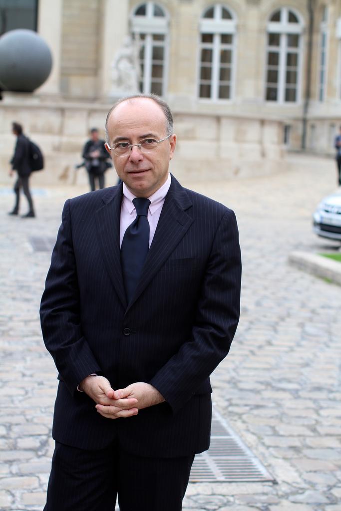 Bernard Cazeneuve, ministre délégué au Budget.