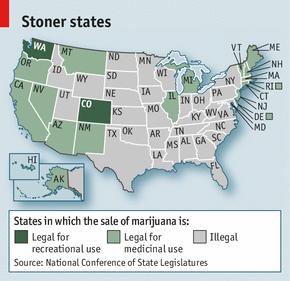 Il est temps de légaliser les drogues !