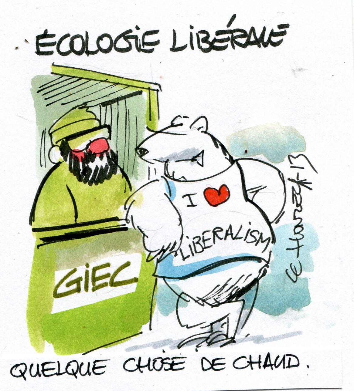 Ivres, les écolos prédisent encore une France plus chaude