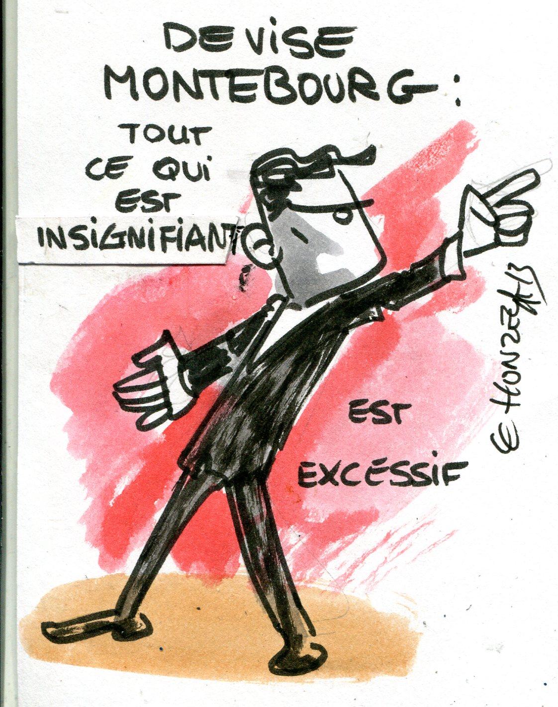 Relancer quoi ? Arnaud, l'étatisme, ça suffit !