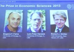 Nobel d'économie : les travaux sur les marchés financiers récompensés