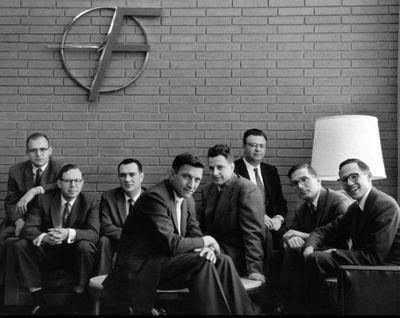 Les huit traîtres, à l'origine de la Silicon Valley