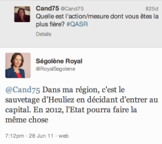 segolene royal heuliez tweet