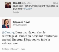 segolene royal heuliez tweet