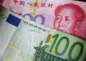 yuan euro