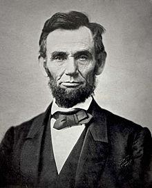 Abraham Lincoln, père de l'adresse de Gettysburg