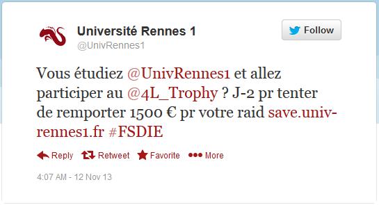 FSDIE Rennes 1