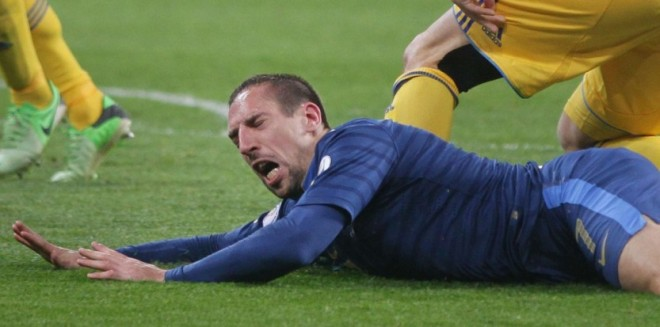 Foot-Ribery
