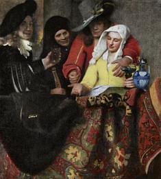 L'entremetteuse (Vermeer)