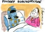 Une poussée d'euroscepticisme