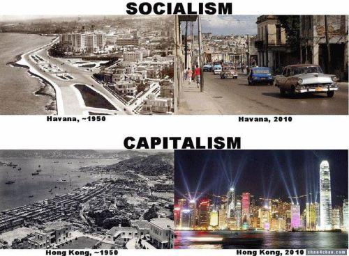 socialisme capitalisme