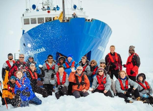 Expédition Antarctique Australienne 5