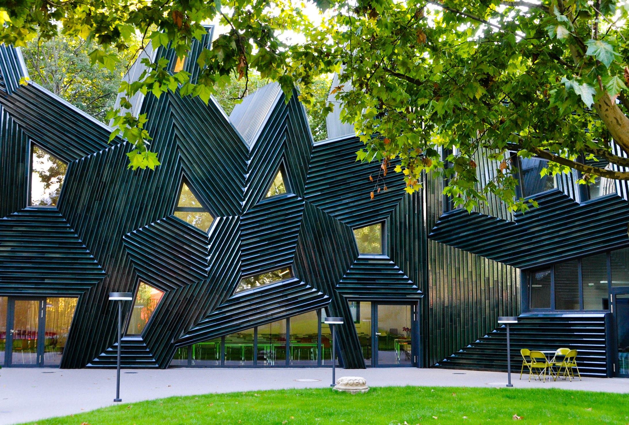 Neue Synagoge Mainz © Jürgen Zimmermann