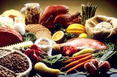 Produits alimentaires (Crédits : US National Cancer Institute, libre de droits)