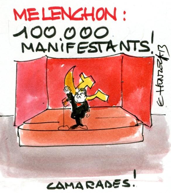 imgscan contrepoints 2013-2432 Mélenchon