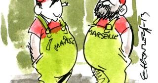 Éboueurs de Marseille : 15 heures payées 35, qui dit mieux ?